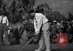 Image of Sammy Snead Miami Florida USA, 1939, second 6 stock footage video 65675046715