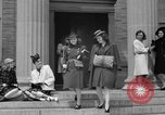 Image of designer clothes New York United States, 1940, second 6 stock footage video 65675046725