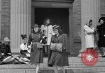Image of designer clothes New York United States, 1940, second 7 stock footage video 65675046725