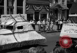 Image of Labor Day celebration Mount Carmel Illinois USA, 1940, second 10 stock footage video 65675046728