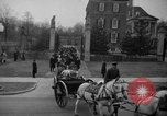 Image of State funeral of Lord Lothian Washington DC USA, 1940, second 12 stock footage video 65675046729