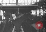Image of Launch of USS Hornet CV-8 Newport News Virginia USA, 1940, second 5 stock footage video 65675046730