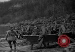 Image of troops cross river Front Knox Kentucky USA, 1940, second 8 stock footage video 65675046732