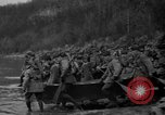 Image of troops cross river Front Knox Kentucky USA, 1940, second 9 stock footage video 65675046732
