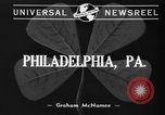 Image of Friday 13th Club Philadelphia Pennsylvania USA, 1940, second 2 stock footage video 65675046733