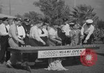 Image of Miami Open Golf Tournament Miami Florida USA, 1940, second 7 stock footage video 65675046735