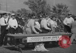 Image of Miami Open Golf Tournament Miami Florida USA, 1940, second 9 stock footage video 65675046735