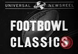 Image of Orange Bowl United States USA, 1941, second 1 stock footage video 65675046749