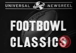 Image of Orange Bowl United States USA, 1941, second 2 stock footage video 65675046749