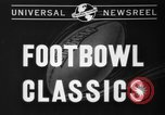 Image of Orange Bowl United States USA, 1941, second 3 stock footage video 65675046749