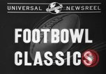 Image of Orange Bowl United States USA, 1941, second 4 stock footage video 65675046749