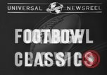 Image of Orange Bowl United States USA, 1941, second 5 stock footage video 65675046749