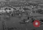 Image of Flood in midwest United States 1960 United States USA, 1960, second 4 stock footage video 65675046754