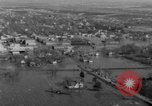 Image of Flood in midwest United States 1960 United States USA, 1960, second 5 stock footage video 65675046754