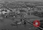 Image of Flood in midwest United States 1960 United States USA, 1960, second 6 stock footage video 65675046754