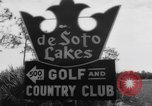 Image of De Soto festival Florida United States USA, 1960, second 10 stock footage video 65675046757