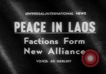 Image of coalition government Laos, 1962, second 4 stock footage video 65675046758
