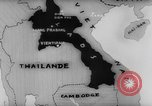 Image of coalition government Laos, 1962, second 10 stock footage video 65675046758