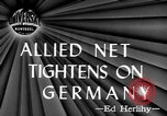 Image of 3rd infantry troops Germany, 1945, second 1 stock footage video 65675046765