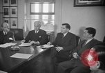 Image of Edward Stettinius Washington DC USA, 1945, second 6 stock footage video 65675046766