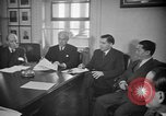 Image of Edward Stettinius Washington DC USA, 1945, second 8 stock footage video 65675046766