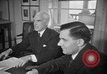 Image of Edward Stettinius Washington DC USA, 1945, second 12 stock footage video 65675046766