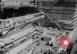 Image of US Navy Floating dry dock in Pacific Ocean Pacific Theater, 1945, second 9 stock footage video 65675046769
