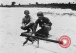 Image of kickless rifles Fort Benning Georgia USA, 1944, second 5 stock footage video 65675046770