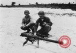 Image of kickless rifles Fort Benning Georgia USA, 1944, second 7 stock footage video 65675046770