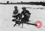 Image of kickless rifles Fort Benning Georgia USA, 1944, second 8 stock footage video 65675046770