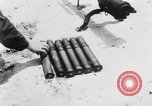 Image of kickless rifles Fort Benning Georgia USA, 1944, second 10 stock footage video 65675046770