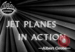 Image of Gloster Meteor jet planes United Kingdom, 1944, second 2 stock footage video 65675046771