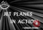 Image of Gloster Meteor jet planes United Kingdom, 1944, second 3 stock footage video 65675046771
