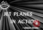 Image of Gloster Meteor jet planes United Kingdom, 1944, second 4 stock footage video 65675046771