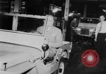 Image of post war jeep Toledo Ohio USA, 1944, second 9 stock footage video 65675046772