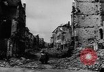 Image of damaged buildings Berlin Germany, 1945, second 5 stock footage video 65675046779