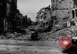 Image of damaged buildings Berlin Germany, 1945, second 7 stock footage video 65675046779
