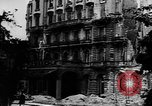 Image of damaged buildings Berlin Germany, 1945, second 10 stock footage video 65675046779