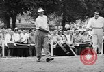 Image of All American Open Golf Chicago Illinois USA, 1945, second 10 stock footage video 65675046780