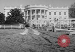 Image of Executive Mansion Washington DC USA, 1950, second 6 stock footage video 65675046781