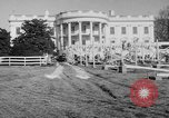 Image of Executive Mansion Washington DC USA, 1950, second 8 stock footage video 65675046781