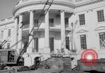 Image of Executive Mansion Washington DC USA, 1950, second 9 stock footage video 65675046781