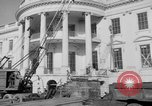 Image of Executive Mansion Washington DC USA, 1950, second 11 stock footage video 65675046781