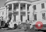 Image of Executive Mansion Washington DC USA, 1950, second 12 stock footage video 65675046781