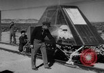 Image of Rocket propelled sled California United States USA, 1950, second 5 stock footage video 65675046782