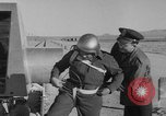 Image of Rocket propelled sled California United States USA, 1950, second 12 stock footage video 65675046782
