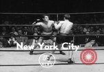 Image of golden gloves boxing New York City USA, 1950, second 1 stock footage video 65675046785