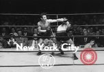 Image of golden gloves boxing New York City USA, 1950, second 2 stock footage video 65675046785