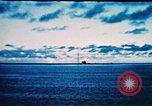 Image of nuclear test Enewetak Atoll Marshall Islands, 1952, second 9 stock footage video 65675046797