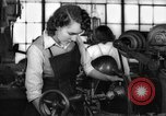 Image of defense factory Muncie Indiana USA, 1942, second 1 stock footage video 65675046814